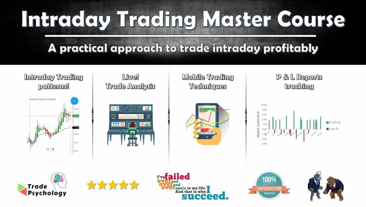 Intraday trading master course