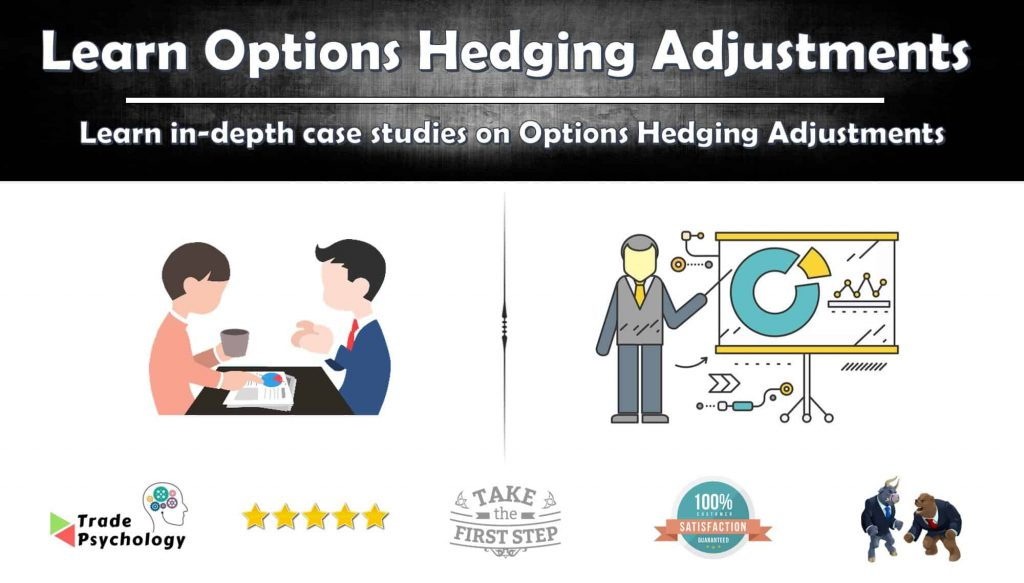 learn options hedging adjustments